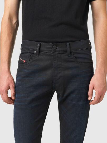 Diesel - D-Strukt JoggJeans® 069XN, Schwarz/Dunkelgrau - Jeans - Image 3
