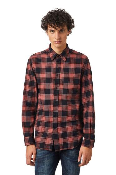 Shirt aus Karoflanell