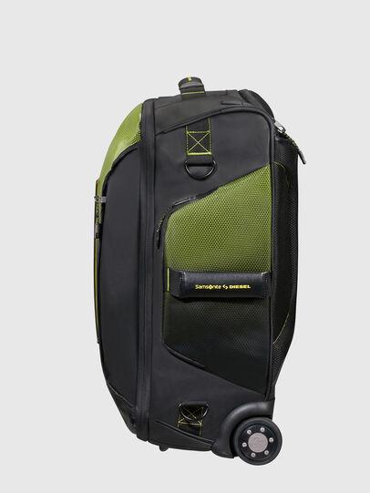 Diesel - KA2*69008 - PARADIVE, Schwarz/Gelb - Reisetaschen mit Rollen - Image 7