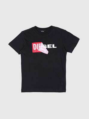 TDIEGO, Schwarz - T-Shirts und Tops