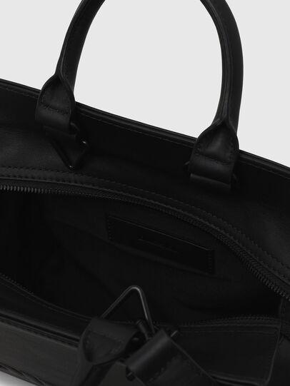 Diesel - PIRITE, Schwarz - Satchel Bags und Handtaschen - Image 4