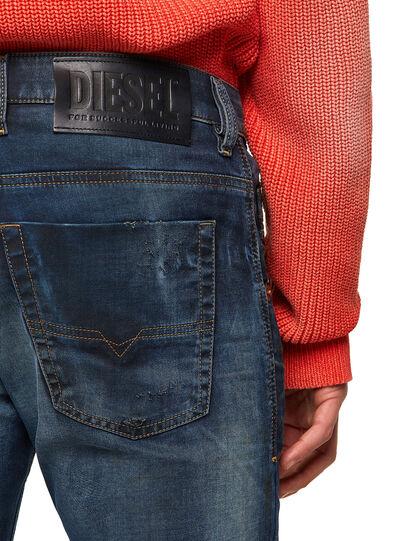 Diesel - Krooley JoggJeans® 069WR, Dunkelblau - Jeans - Image 4