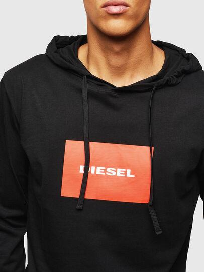 Diesel - UMLT-JIMMY, Schwarz - T-Shirts - Image 3