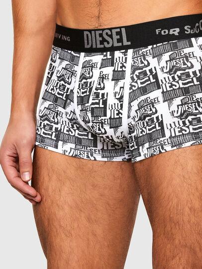 Diesel - UMBX-DAMIEN, Weiss/Schwarz - Boxershorts - Image 3