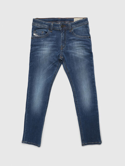 Diesel - THOMMER-J, Mittelblau - Jeans - Image 1