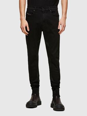 D-Istort 069TI, Schwarz/Dunkelgrau - Jeans