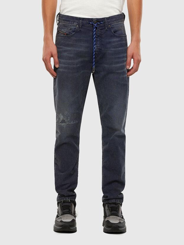 D-Vider JoggJeans 069PR, Dunkelblau - Jeans