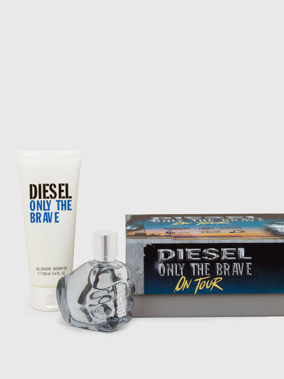 Diesel - ONLY THE BRAVE 50 ML GIFT SET, Azurblau - Only The Brave - Image 1
