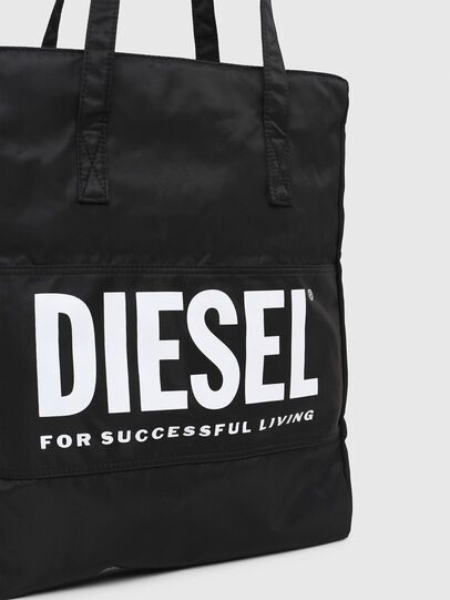 Diesel - BBAG-TOTE, Schwarz - Bademode-Accessoires - Image 5