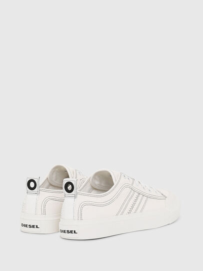 Diesel - S-ASTICO LOW LACE W, Weiß - Sneakers - Image 3