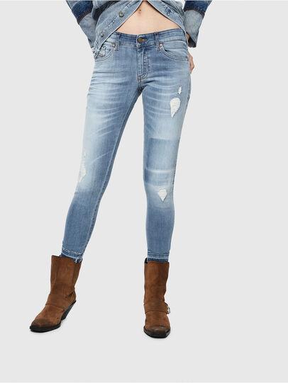 Diesel - Slandy Low 086AH,  - Jeans - Image 1