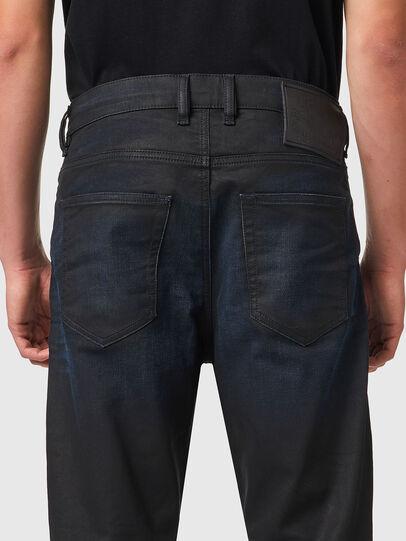 Diesel - D-VIDER JoggJeans® 069XN, Schwarz/Dunkelgrau - Jeans - Image 4