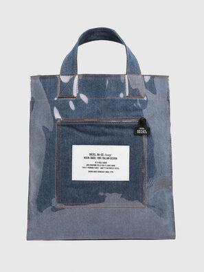 F-THISBAG SHOWEI, Jeansblau - Shopper und Schultertaschen