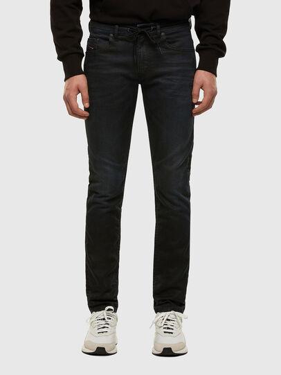 Diesel - Thommer JoggJeans® 069NY, Dunkelblau - Jeans - Image 1