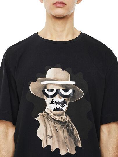 Diesel - TEORIAL-COWBOY,  - T-Shirts - Image 3