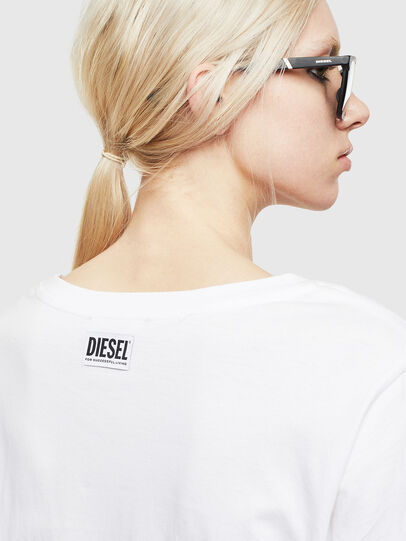 Diesel - T-ROSY-A, Weiß - T-Shirts - Image 3