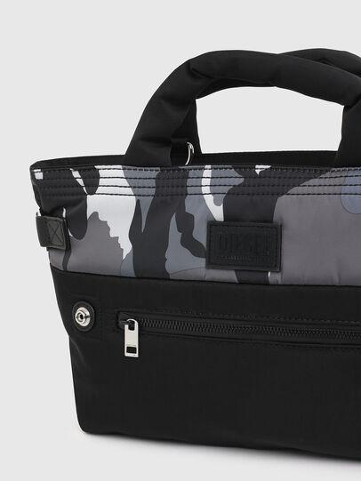 Diesel - GYNEVRA, Schwarz - Satchel Bags und Handtaschen - Image 5