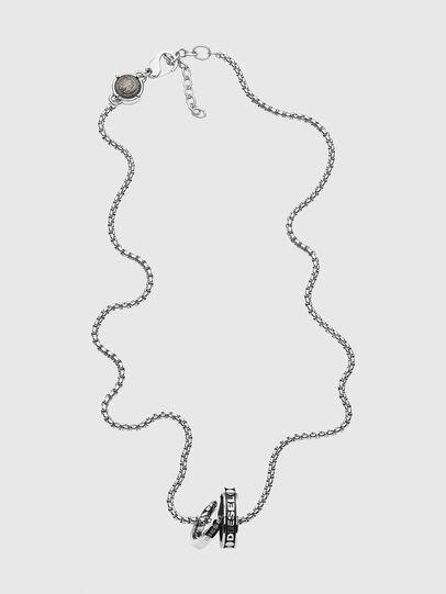 Diesel - DX1168, Silber - Halsketten - Image 1