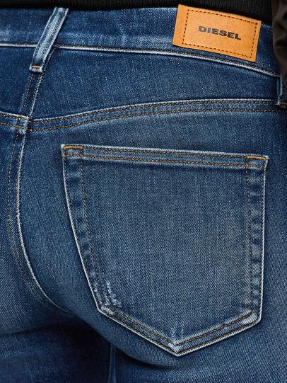 Diesel - Slandy 009CX, Mittelblau - Jeans - Image 4