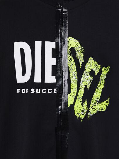 Diesel - T-JUBBLE-X2, Schwarz - T-Shirts - Image 3