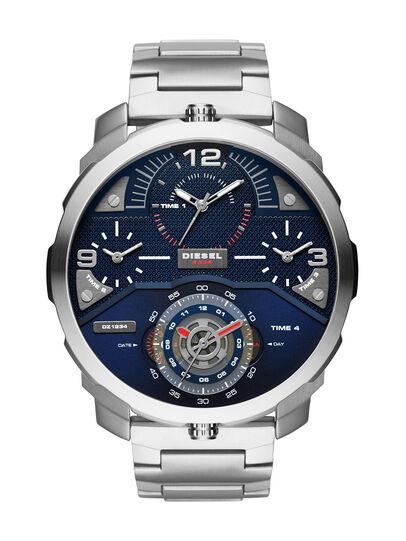Diesel - DZ7361, Silber - Uhren - Image 1