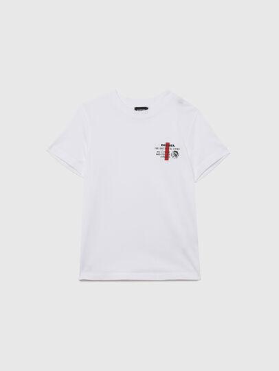 Diesel - UMLT-TDIEGOS, Weiß - T-Shirts und Tops - Image 1