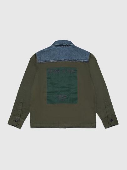 Diesel - COWALT, Armeegrün - Hemden - Image 2
