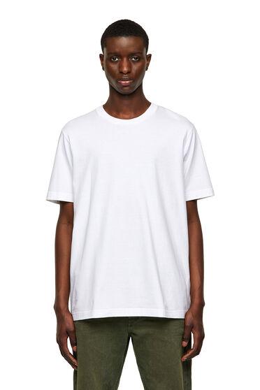 Green Label T-Shirt mit 3D-Taschen