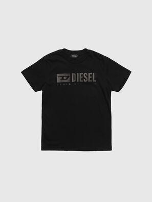 TJDIVISION, Schwarz - T-Shirts und Tops