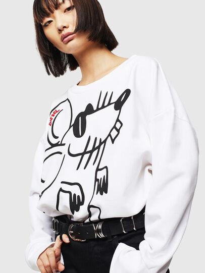 Diesel - CL-F-MAGDA-BIGM,  - Sweatshirts - Image 1