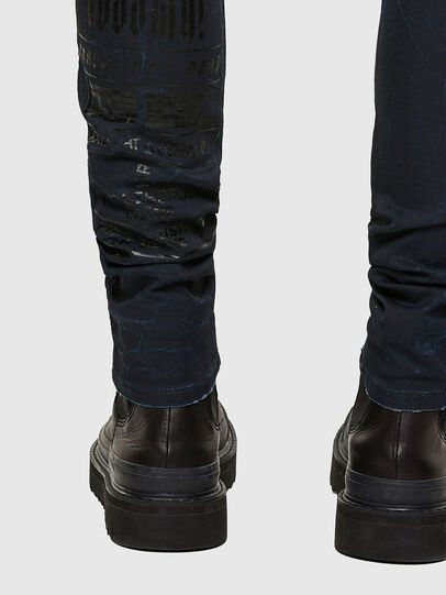 Diesel - D-Reeft JoggJeans 069RB, Dunkelblau - Jeans - Image 6