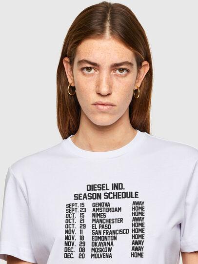 Diesel - T-DIEGOS-A11, Weiß - T-Shirts - Image 3