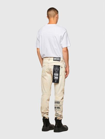 Diesel - D-Strukt 009KV, Weiß - Jeans - Image 7