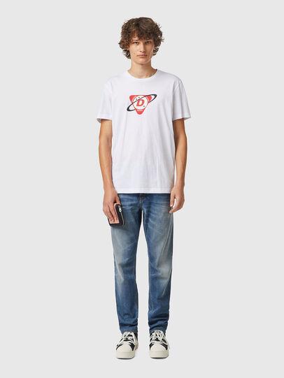 Diesel - T-DIEGOS-K24, Weiß - T-Shirts - Image 4