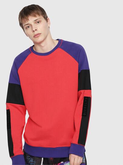 Diesel - S-GIM-BLOCK,  - Sweatshirts - Image 1
