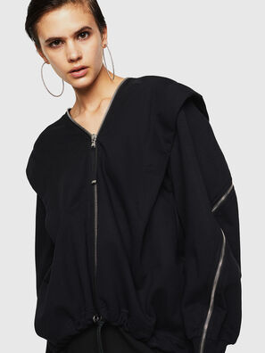 F-HOSI, Schwarz - Sweatshirts