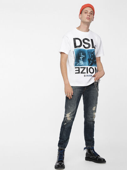 Diesel - T-WALLACE-XC,  - T-Shirts - Image 4