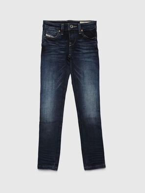 SKINZEE-LOW-J-N, Mittelblau - Jeans