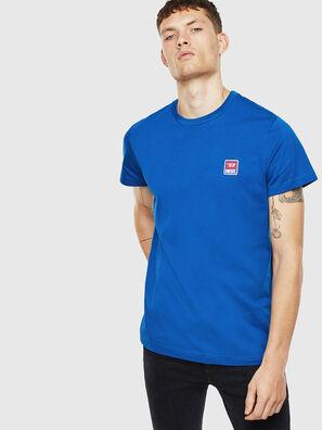 T-DIEGO-DIV, Blau - T-Shirts