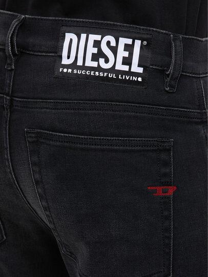 Diesel - S-UMMERPO, Schwarz - Sweatshirts - Image 6