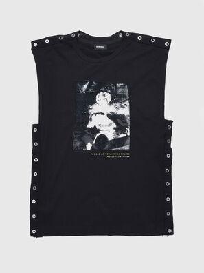 TDESY, Schwarz - T-Shirts und Tops