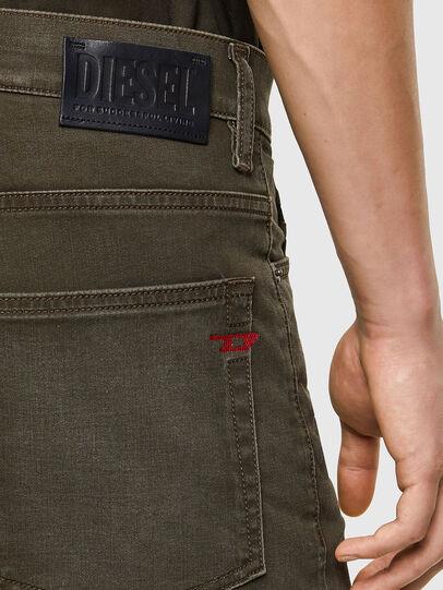 Diesel - D-Fining 0699P, Armeegrün - Jeans - Image 4