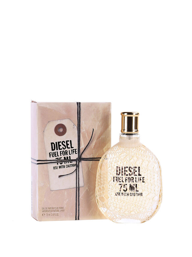 Diesel - FUEL FOR LIFE WOMAN 75ML, Generisch - Fuel For Life - Image 1