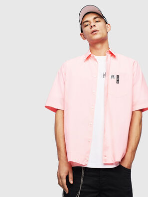 S-FRY-FLUO, Rosa - Hemden