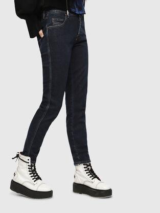 Babhila 084YD, Dunkelblau - Jeans