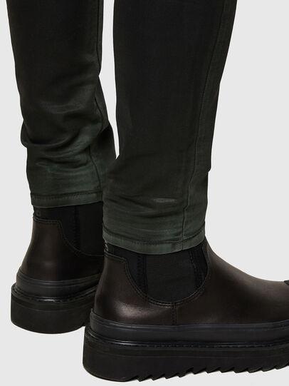 Diesel - D-Strukt JoggJeans® 069QX, Schwarz/Grün - Jeans - Image 5