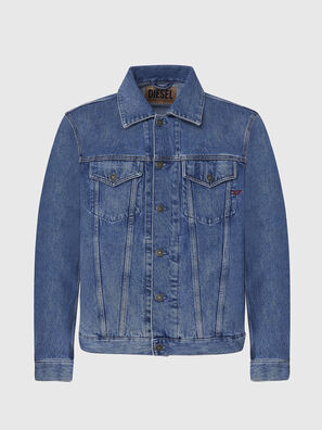 D-SAL, Hellblau - Denim jacken