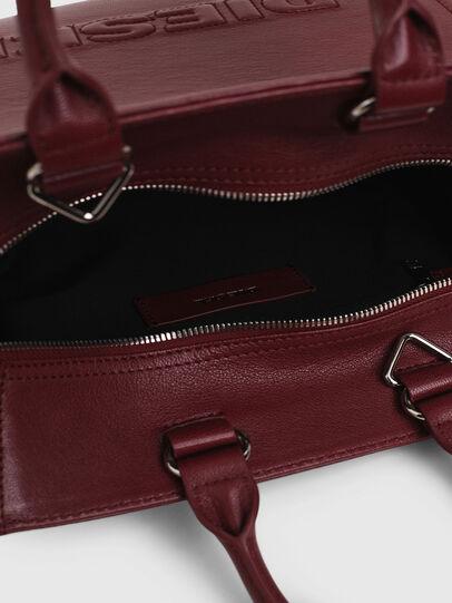 Diesel - PIRITE, Bordeauxrot - Satchel Bags und Handtaschen - Image 4