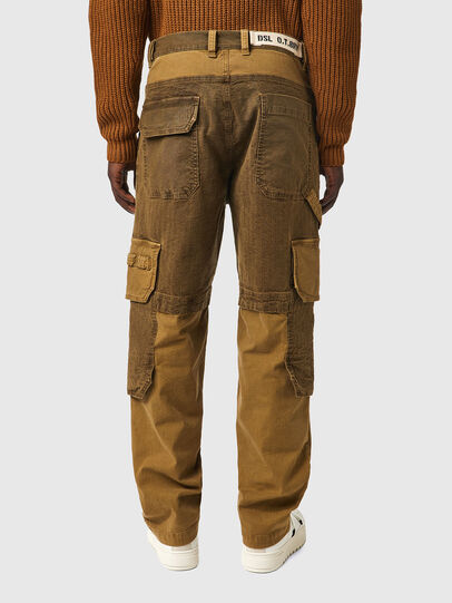 Diesel - D-Multy JoggJeans® 0AFAE, Braun - Jeans - Image 2