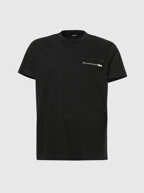 T-ZITASK, Schwarz - T-Shirts